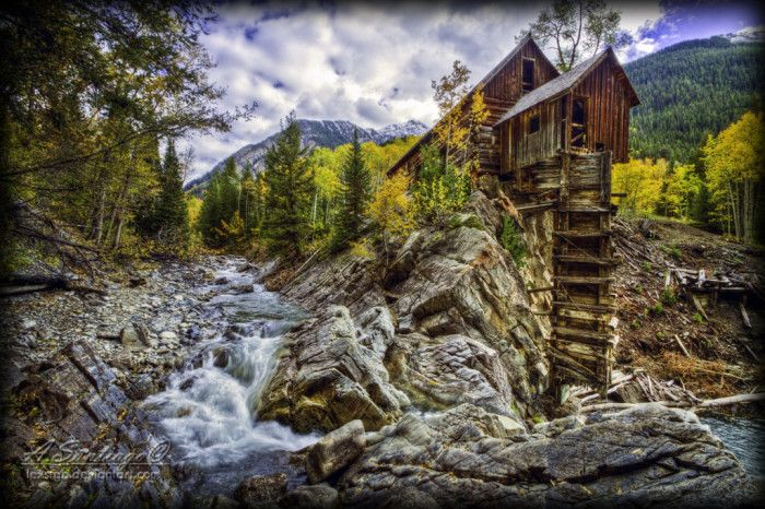 Crystal Mill, Carbondale, Colorado | USA