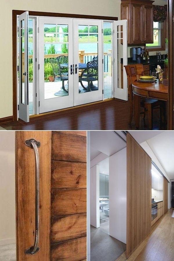 Sliding Glass Barn Doors Barn Door Style Sliding Doors Affordable Sliding Barn Doors In 2020 French Doors Interior Doors Interior Jeld Wen Interior Doors
