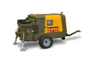 Pompy do betonu Turbosol | Proxy Trade - osprzęt do maszyn budowlanych