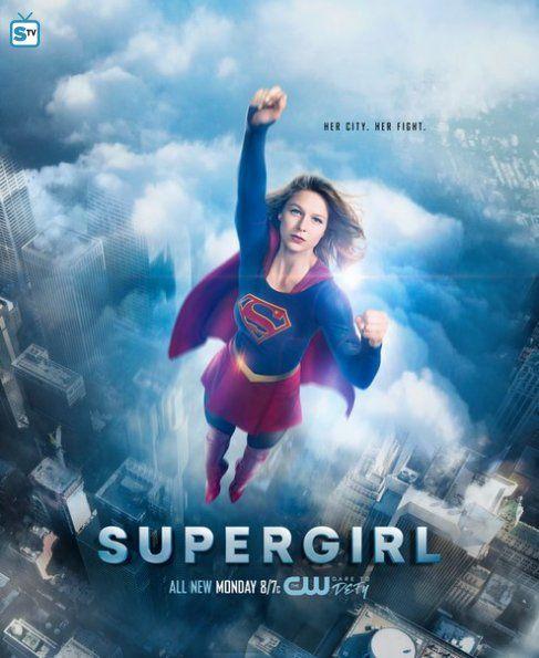 Melissa Benoist Updates: Nuevo poster de Supergirl