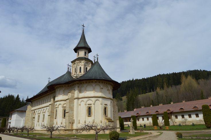 Monastery Putna - Suceava- Romania