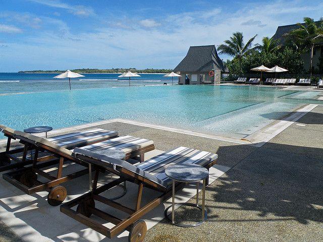InterContinental Fiji -  A really beautiful pool