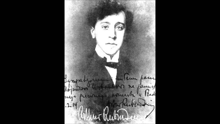 Liszt Liebestraum No. 3 (Arthur Rubinstein)