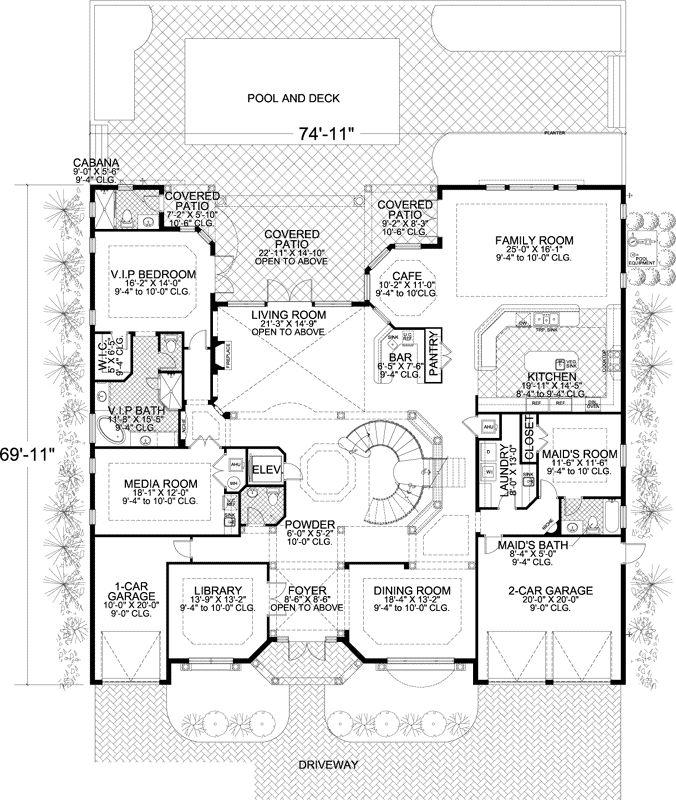 135 Best Images About Floor Plan On Pinterest Floor