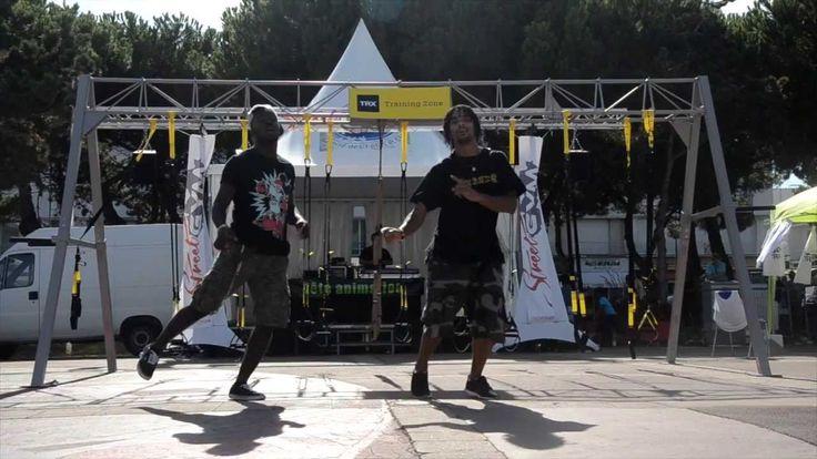 Lil'Gbb & Blaakow - Feeling Unity - Summer Show Case - Royan