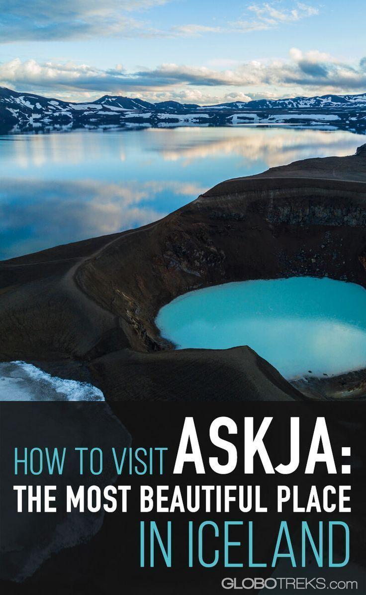 Wie man Askja besucht: Der schönste Ort in Island…