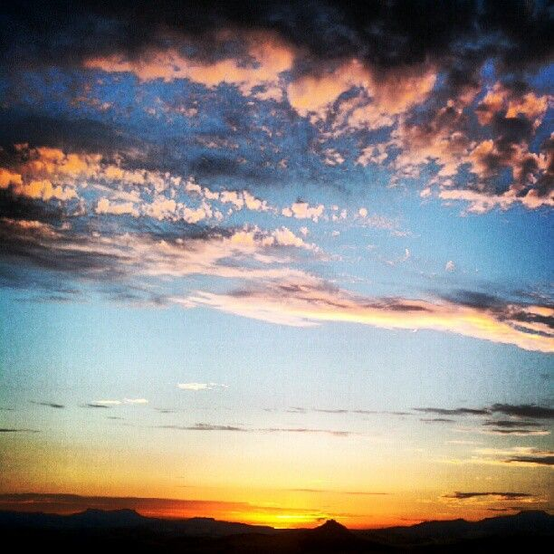 #sun #clouds