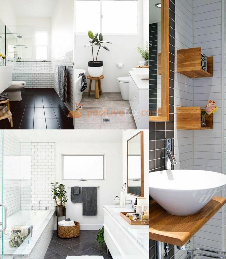 Small Spaces Scandinavian Bathroom. Nordic Design Ideas With Best Examples. Explore more Scandinavian Bathroom Ideas on https://positivefox.com #scandinavianbathroomideas  #scandinavianbathroom #bathroomideas #barthroom #scandinavianhomeideas #homeideas #collage #smallbathroomideas #nordicbathroomideas #nordicbathroom #whitebathroom #woodbathroom