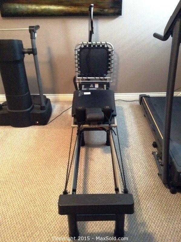 MaxSold - Auction: Surrey (British Columbia, Canada) Estate Online Auction - Collingwood Crescent ITEM: Aero Pilates Machine