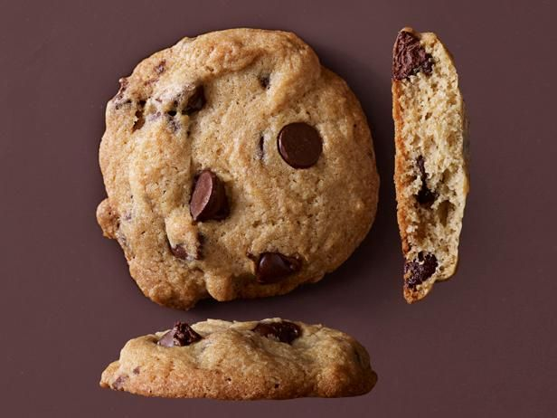 Get Crispy-Cakey Chocolate Chip Cookies Recipe from Food Network