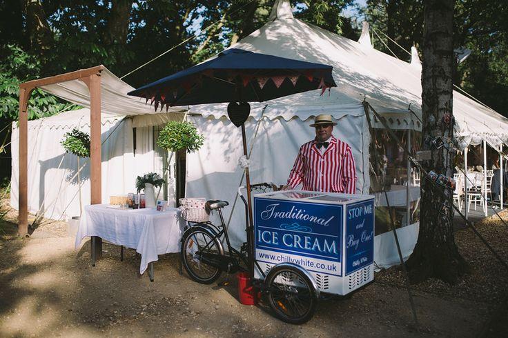 Our vintage ice cream trike :)