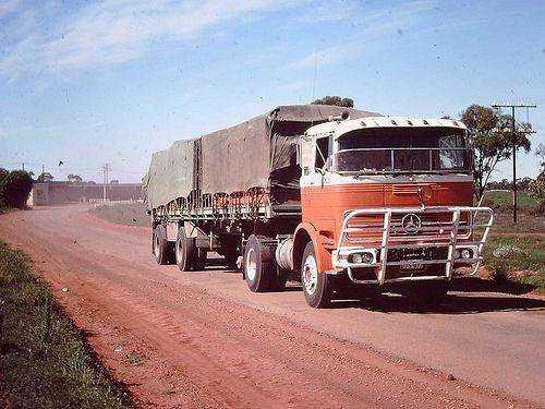 mercedes trucks australia - Google zoeken