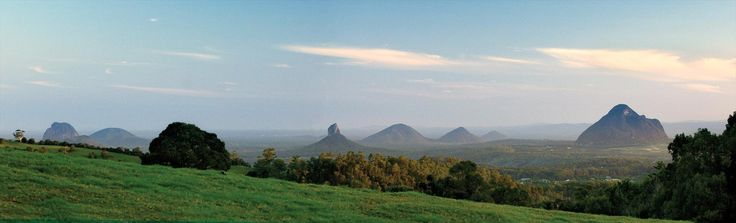 Glass House Mountains Lookout Track, Beerburrum State Forest