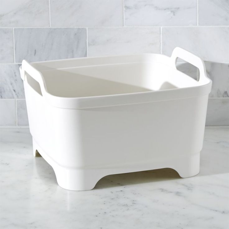 Free Shipping.  Shop Joseph Joseph ® Dish Tub with Drain.  Cleverly designed, multi-purpose tub includes a strainer-drain at the base, making it easy to release contents without heavy lifting or blocking sinks and drains.
