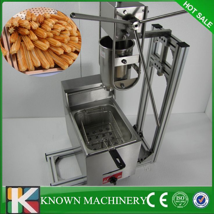 Free shipping Commercial Manual Spanish 6L gas fryer churro churrera fryer maker machine //Price: $US $700.00 & FREE Shipping // #cleaningappliances
