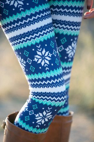 Kasaan Winter Leggings