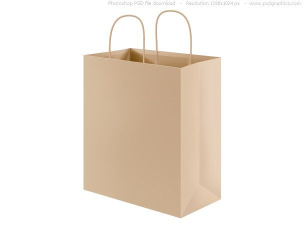 Download Psd Recycled Paper Shopping Bag Paper Shopping Bag Custom Printed Bags Bag Mockup