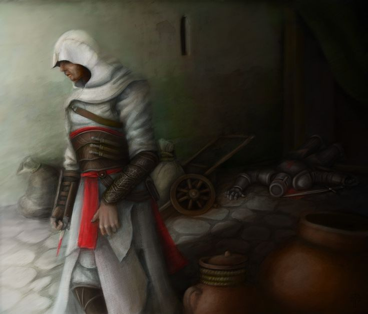 Altair - Assassin's Creed by FirstKeeper.deviantart.com