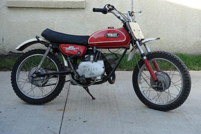 "197? Yamaha ""Mini Bike"""