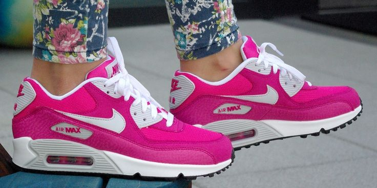 NIKE AIR MAX 90 GS 345017 600 | funkyshoes.pl