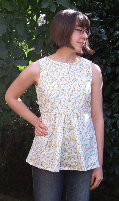 New Look 6286. I'd use this pattern again