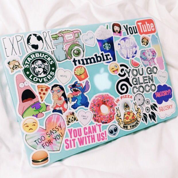 Vsco Girls Relate Laptop Stickers Computer Sticker Cute Stickers