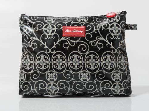 Perfect for Nappies, wipes and spare baby outfits, Or if you just have heaps of cosmetics :) Large Cosmetic Bag - Gabriels Gate  $34.95 www.gumbootsandcurls.com.au