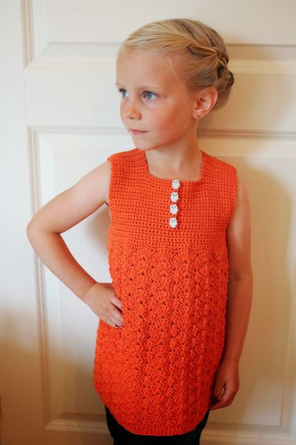 Free Crochet Pattern: Tunic of Mussel Pattern