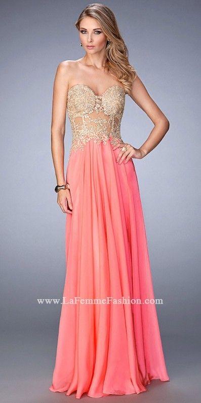 Mejores 299 imágenes de Prom en Pinterest | Vestidos para fiesta de ...