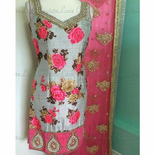 Salwar Suit #1