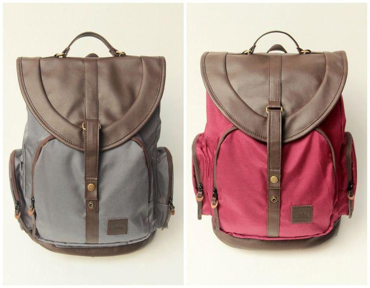 "Stylish Vintage Leather 14"" Laptop Women Backpack Travel School Rucksack Bag | eBay"