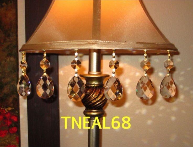 Progress Lighting Riverside Collection 4 Light Heirloom: 32 Best Magnetic Crystal Charms Light For Chandelier, Lamp