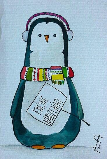 Tučňák pro tchýni