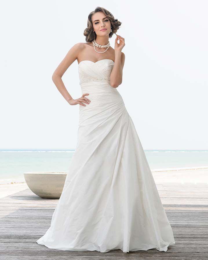 38 besten Marylise 2013 Bilder auf Pinterest | Hochzeitskleider ...