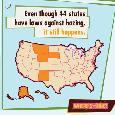 a discussion on hazing and the california hazing law To prevent hazing, we need to send a clear anti-hazing message organize community opportunities (pto, town meetings, or state legislature) to discuss hazing adopt anti-hazing laws and written policies.