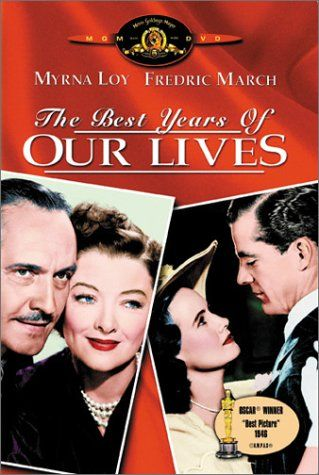 The Best Years Of Our Lives... It's definitely time to watch this one again!