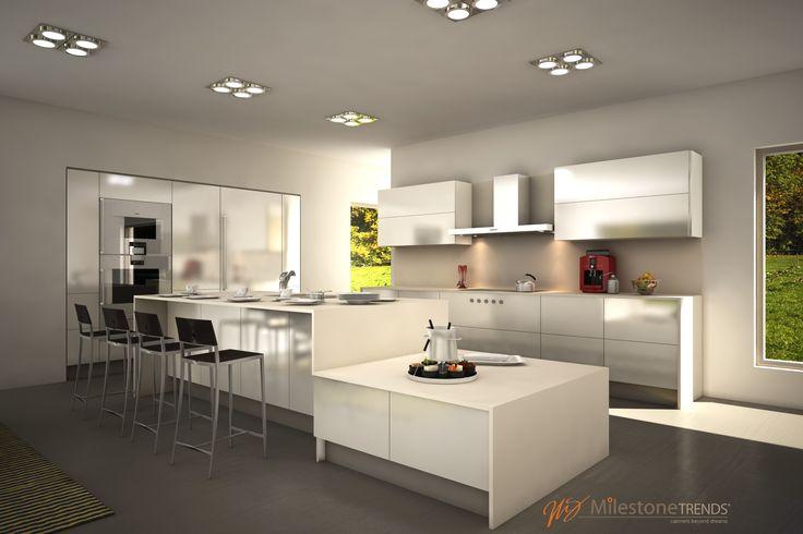 Ideas for a white kitchen