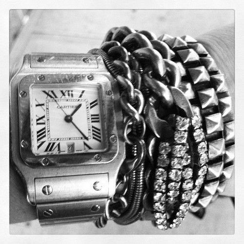 Classic Cartier watch.  Uppáhalds-Favorit http://www.shop.com/sophjazzmedia/~~cartier+watches-internalsearch+260.xhtml