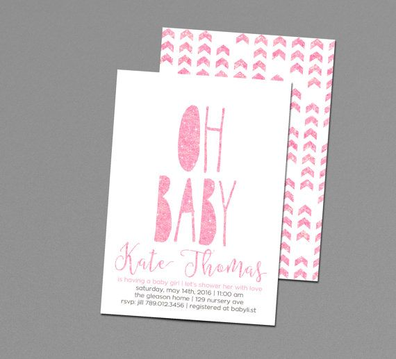 36 best images about baby shower on pinterest | animal baby, Baby shower invitations