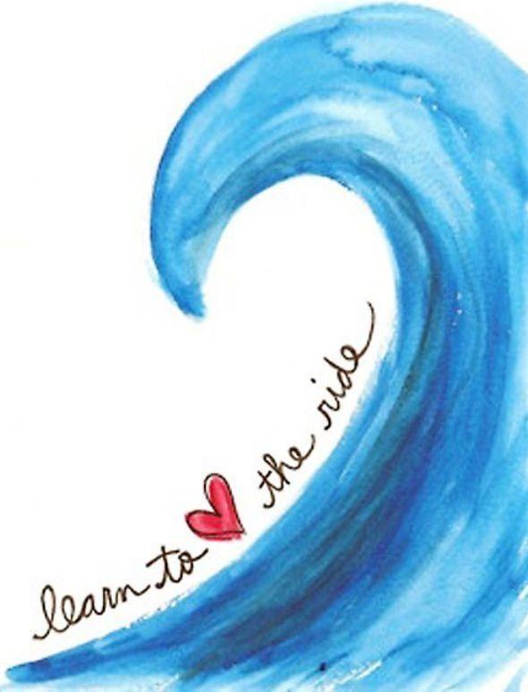 Learn to love the ride. | Deloufleur Decor & Designs | (618) 985-3355 | www.deloufleur.com