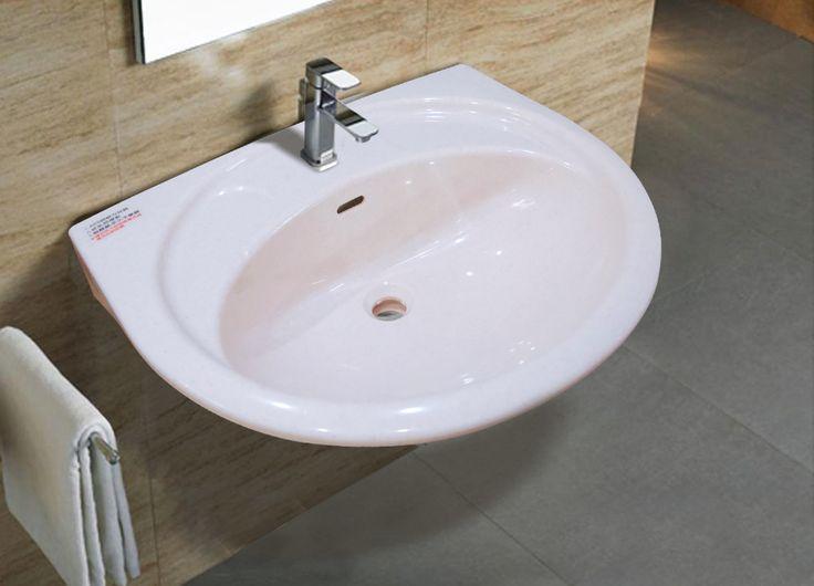 2017 Product Sink Bathroom Plastic Washing New Model Wash Basin