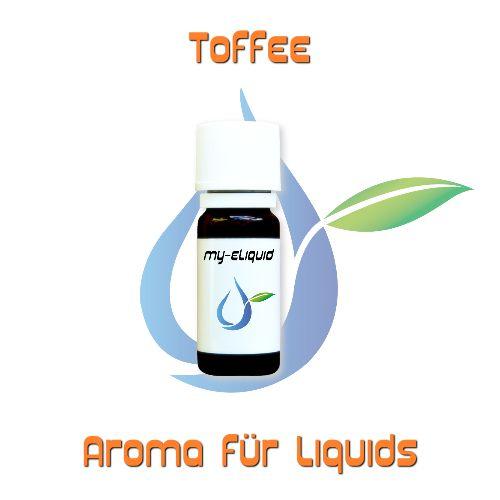 Toffee Aroma | My-eLiquid E-Zigaretten Shop | München Sendling