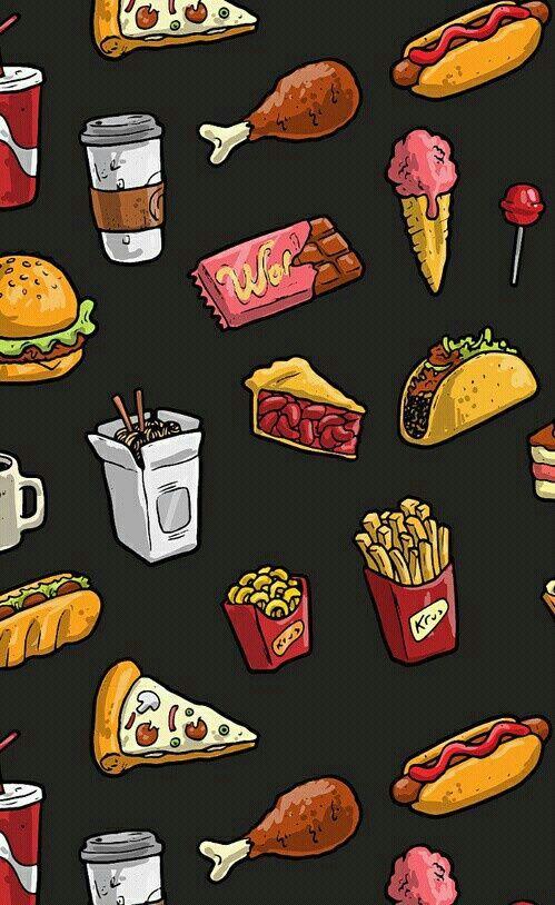 Imagen de food, wallpaper, and background