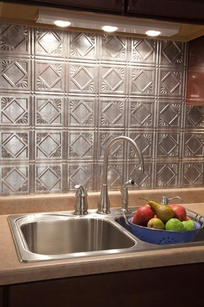 Kitchen Backsplash Cheap 120 best cheap backsplash ideas images on pinterest | backsplash