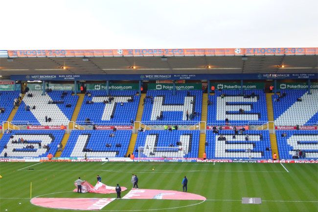 Birmingham City football club...