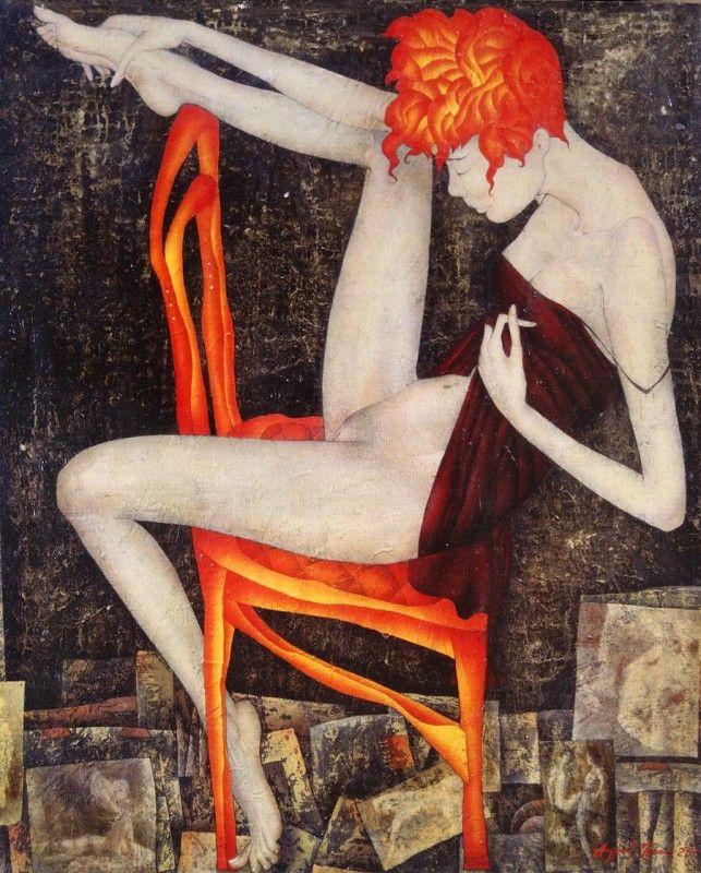 Андрей Белле. «Колдунья»