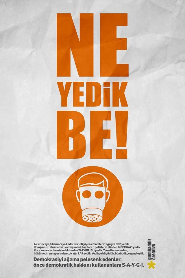 #OccupyIstanbul #OccupyTurkey #DirenGeziParki