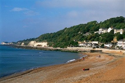 Best Beaches in Britain | Ventnor, Isle of Wight (Condé Nast Traveller)