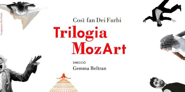 Dei Furbi. Trilogia MozArt - La Seca. 8 de gener 2016