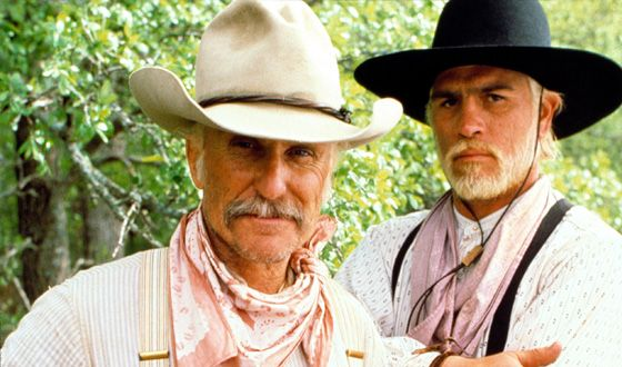 love these cowboys!!! Lonesome Dove: Robert Duvall, Cowboys, Movies, Lonesomedove, Tommy Lee Jones, Things, Favorite Movie, Lonesome Dove